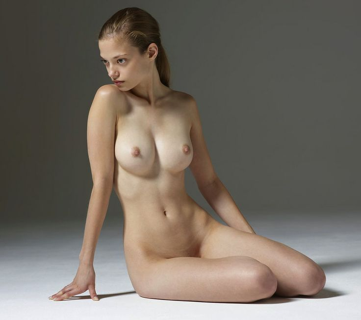 Figure drawing model nude